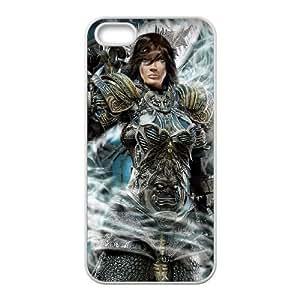 iphone5 5s phone case White Darksiders PGD4510567