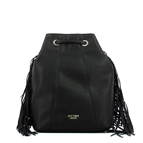 Backpack Fringes Nero
