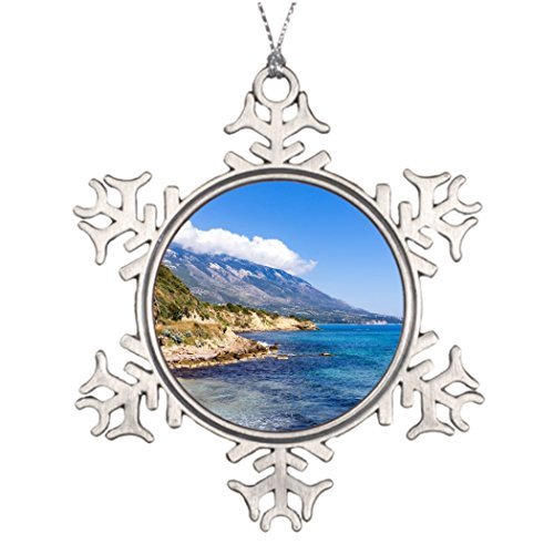 Valerie Ideas for Decorating Christmas Trees Mountains at Coast with sea in Kefalonia Greece Tree Decorating Ideas