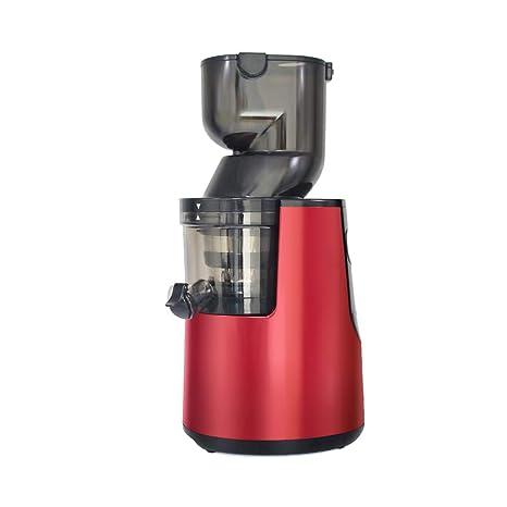 IDABAY Exprimidor Licuadora eléctrico Molienda fina Exprimidor de jugo Fruta Naranja Vegetal gran capacidad 500ML 250W