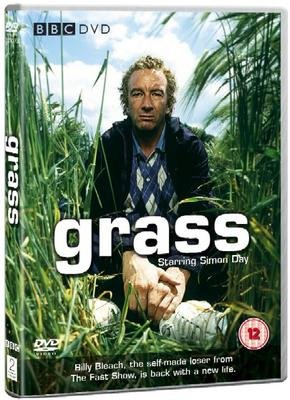 Picture of BBCDVD 1920 Grass by artist Paul Whitehouse / Charlie Higson from the BBC dvds - Records and Tapes library