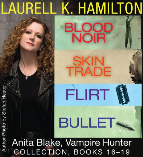 Laurell K. Hamilton's Anita Blake, Vampire Hunter collection ()