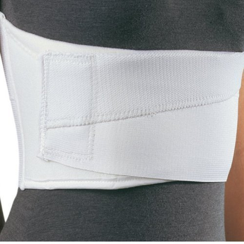 ProCare Universal Deluxe Rib Belt (Women Universal Size) (Best Thing For Cracked Ribs)