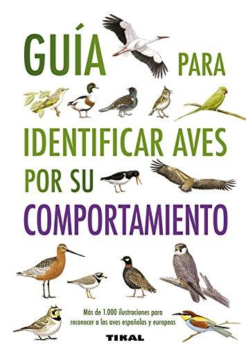 Descargar Libro Guía Para Identificar Aves Por Su Comportamiento Dominic Couzens