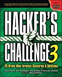 img - for Hacker's Challenge 3: 20 Brand New Forensic Scenarios & Solutions (v. 3) book / textbook / text book