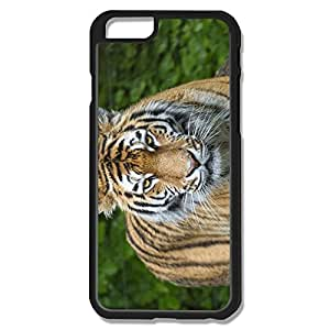 Keke Custom Fashion Cover Tiger Forest For IPhone 6 (4.7 Inch)