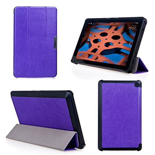 Bear Motion for Fire HD 6 Tablet - Premium Slim Case with St