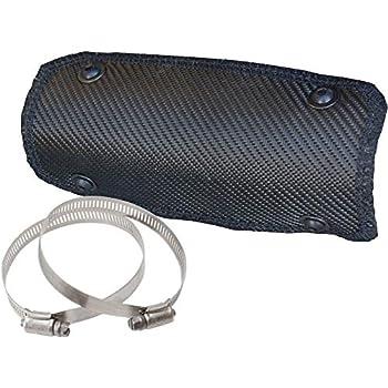Cobra Universal Heat Shield Assembly 2-1//4X7