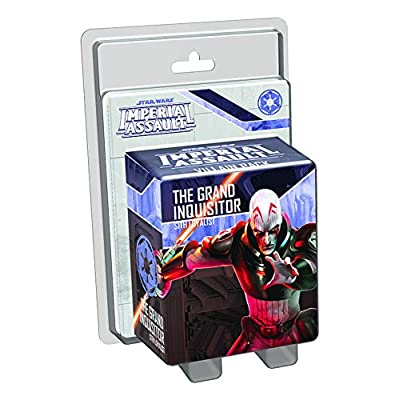 Star Wars: Imperial Assault - The Grand Inquisitor Villain: Toys & Games [5Bkhe0502102]