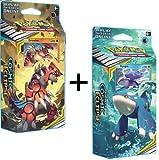 Pokemon Sun and Moon Cosmic Eclipse Both Theme