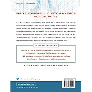 Vb Scripting For Catia V5 Ebook