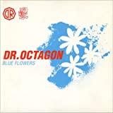 Blue Flowers by Dr Octagon
