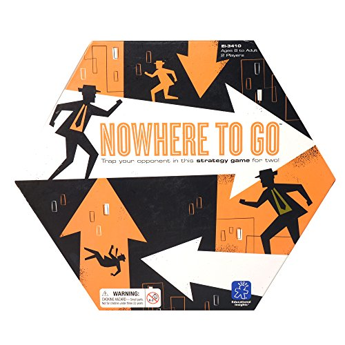 Educational Insights Nowhere Go Game