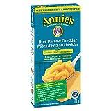 Annie's Homegrown Gluten Free Rice Pasta & Cheddar Macaroni & Cheese, 170 Grams
