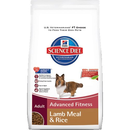 Hill's Science Diet Adult Lamb Meal and Rice Recipe Dry Dog Food, 33-Pound, My Pet Supplies