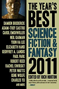 The Year's Best Science Fiction & Fantasy, 2011 Edition