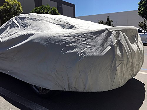 Amazon.es: carscover Custom Fit 2012 - 2018 serie Porsche 911 (991) Carrera /Targa/Turbo/GTS coche funda para 5 capa UltraShield Covers