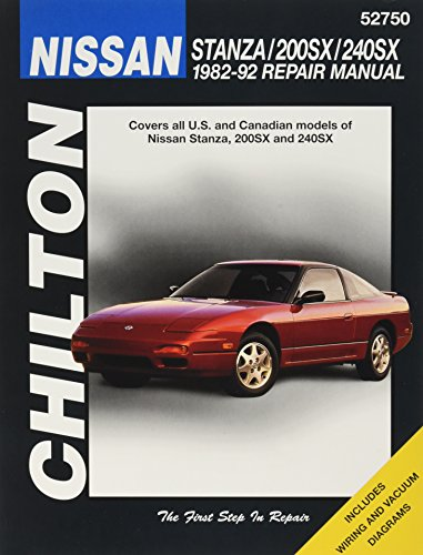chilton nissan 240sx - 8