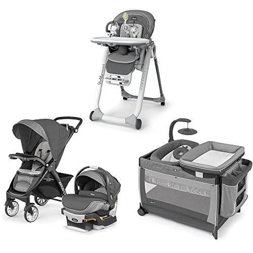 3 In 1 Travel System With Baby Pram - 6