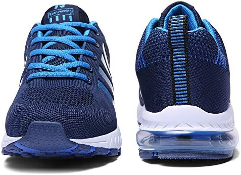 Ahico Men Women Running Shoes Tennis Shoe Air Cushion Lightweight Fashion Walking Shoes Sneakers Breathable Athletic Training Sport 12