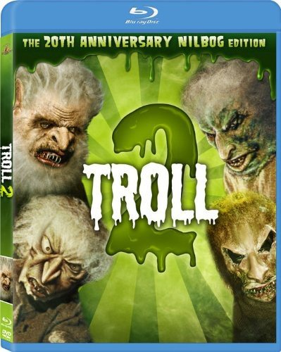 Troll 2 (The 20th Anniversary Nilbog Edition) [Blu-ray]]()