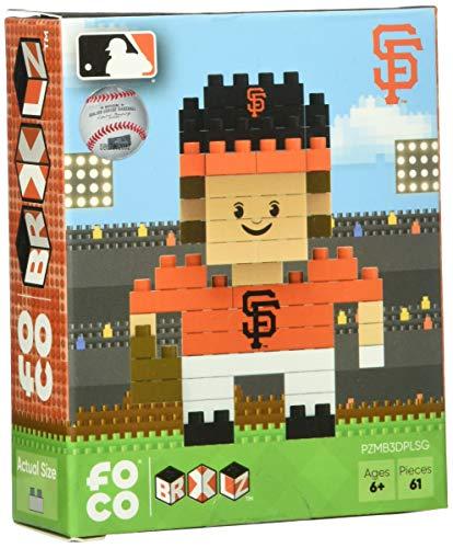 San Francisco Giants 3D Brxlz - Player