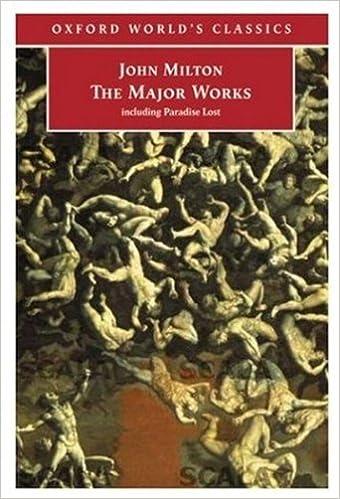 The Major Works (Oxford World's Classics) by John Milton (2003-01-09)