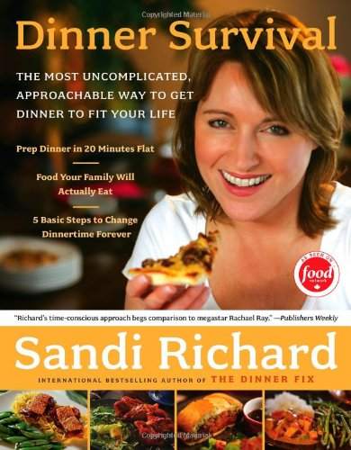Dinner Survival: The Most Uncomplicated, Approachable Way to Get Dinner to Fit Your Life PDF