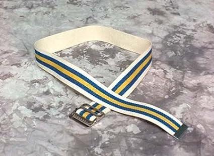 Gait Belt W// Buckle-60 To 56 Waist