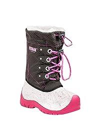 Kodiak Upaco Cali Boot (1 (US Kid's) - M (Regular/Medium) - White/Grey)