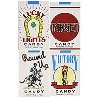 Cigarrillos dulces: 24 Conde