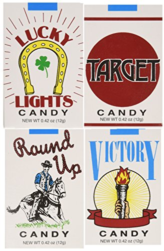 (Candy Cigarettes: 24 Count)