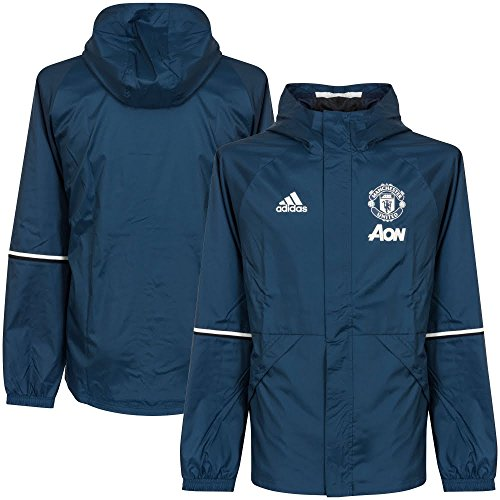 heiß Blue Galleon Adidas 2016 Utd 2017 Man Jacketmineral  billig