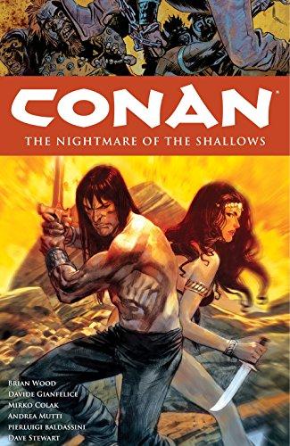 Conan the Slayer Blood In His Wake Dark Horse Books NEW Graphic Novel Comic Book