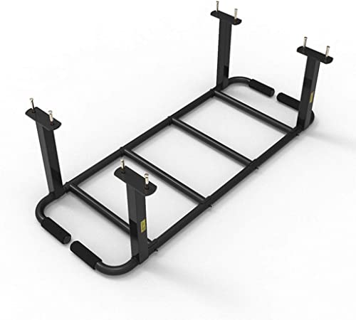 Barras Pull-up Escalera de Escalada Rack Pull-up Rack TRX de Techo Fitness en casa Barras paralelas Individuales Costilla Musculación (Color : Black, Size : 119 * 45 * 35cm): Amazon.es: Hogar