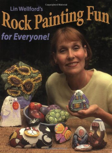 Rock Painting Fun for Everyone! by Brand: ArtStone Press