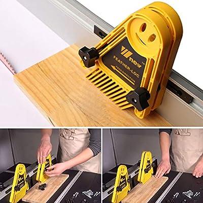 CTlite - Tabla de cortar de plumas para sierra de mesa, sierra de ...