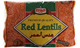 Ziyad All Natural Red Lentils, 32 Ounce