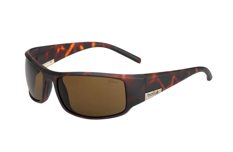 Bollé King Sunglasses Matte Tortoise Large Unisex by Bolle