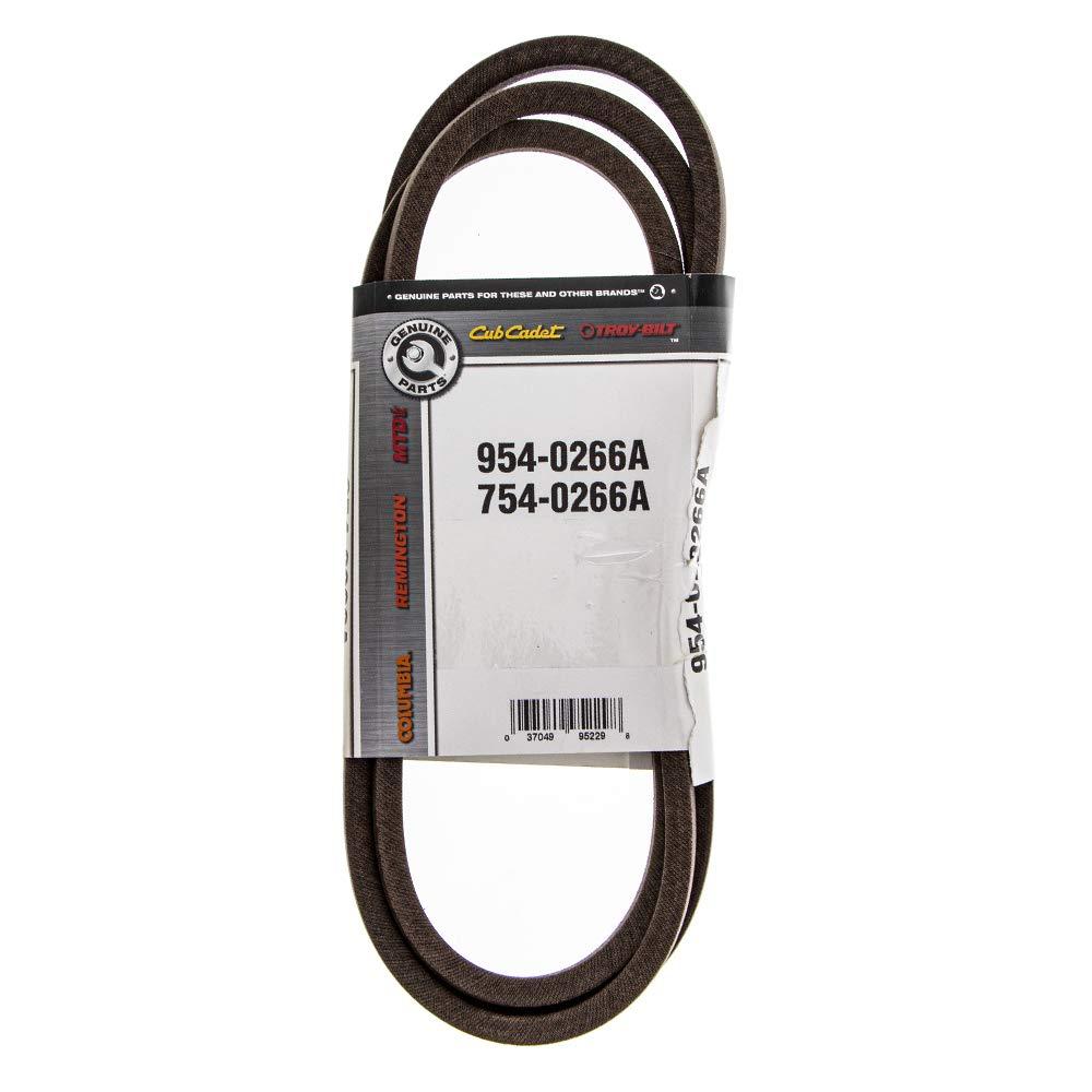 Amazon.com: Auténtica MTD cortacésped cinturón 954/754- 0266 ...