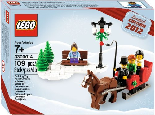LEGO 3300014 - Holiday Set Year - Christmas Decorations Lego Tree