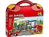 legos gas station - LEGO Juniors Vehicle Suitcase