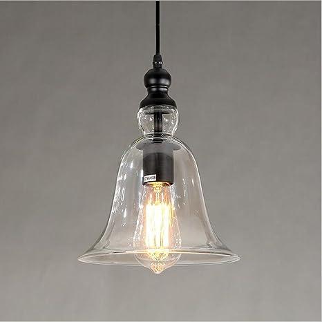 Lampadari Di Vetro.Chsukho Lampadari In Vetro Industriale Retro Europeo