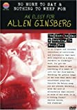 No More To Say And Nothing To Weep For: An Elegy for Allen Ginsberg
