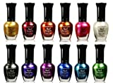 #4: Kleancolor Nail Polish - Awesome Metallic Full Size Lacquer Lot of 12-pc Set Body Care / Beauty Care / Bodycare...