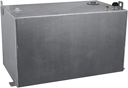 Amazon Com Rds Aluminum Auxiliary Transfer Fuel Tank 150 Gallon Rectangular Smooth Model Number 73216 Home Improvement