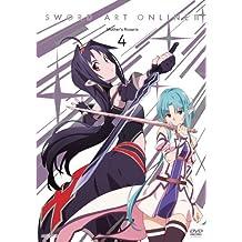 Sword Art Online II Volume 4 -Mother's Rosario- Standard Edition DVD