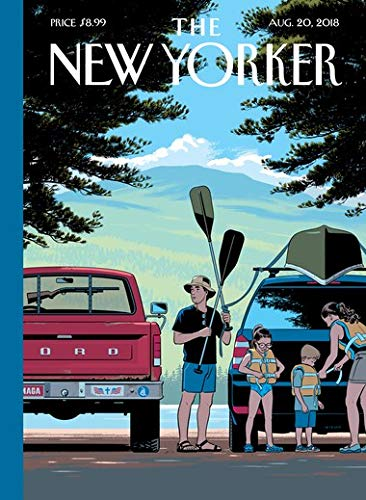 The New Yorker Magazine (August 20, 2018)
