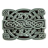 YONE Celtic Knot Belt Buckl
