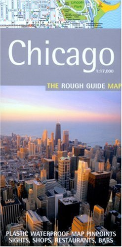 Download The Rough Guide to Chicago Map (Rough Guide City Maps) ebook